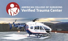 MidHudson Regional Hospital Receives Verification as a New York State Level II Trauma Center