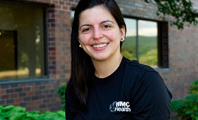 Laura Santiago, RN, Running New York City Marathon In Support of Patients at MidHudson Regional Hospital